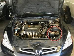 2003-2007 Honda Accord Battery Replacement  2003  2004  2005  2006  2007