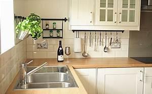 Poser Une Credence : pose de cr dence dans une cuisine tarif et choix du mat riau ~ Melissatoandfro.com Idées de Décoration