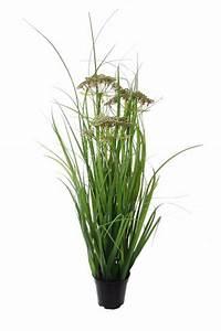 Plante Fleurie Intérieur : plante artificielle fleurie dille en pot int rieur h ~ Premium-room.com Idées de Décoration