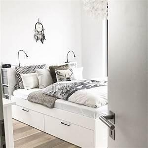 Brimnes Ikea Bett : die besten 25 brimnes bett ideen auf pinterest w nde ~ A.2002-acura-tl-radio.info Haus und Dekorationen