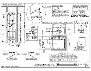 Savaria Prolift Vertical Platform Lift