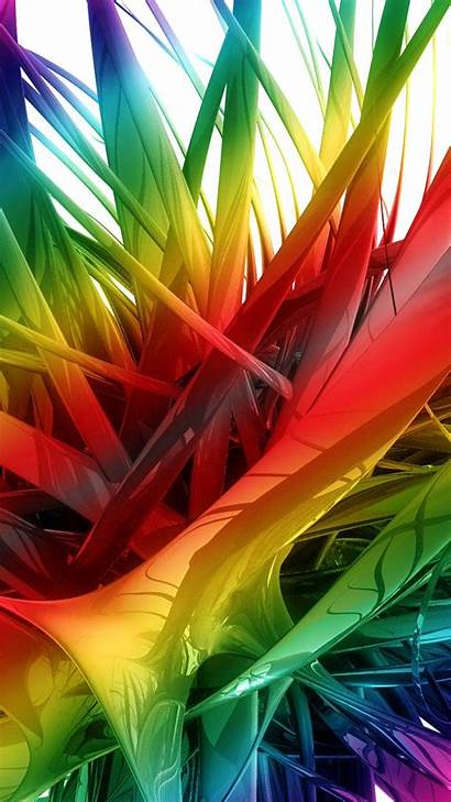 Wallpapers Colorful Android Inch Phone Abstract Phones