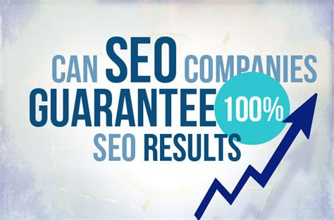 Seo Guarantee by Guaranteed Search Engine Ranking Appnet S Promise