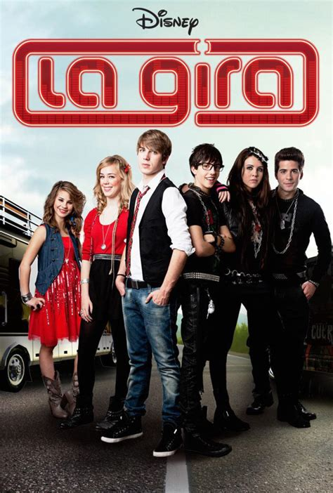 La gira. Serie TV - FormulaTV