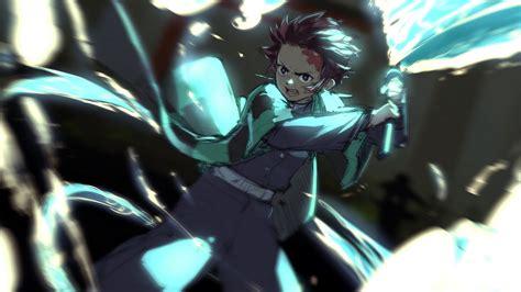 Demon Slayer Angry Tanjiro Kamado Hd Anime Wallpapers Hd Wallpapers Id 40311
