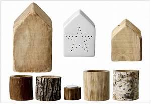 Objet Deco Bois Naturel : deco bois naturel l 39 habis ~ Teatrodelosmanantiales.com Idées de Décoration