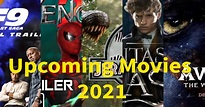 New Movie Calender for 2021 - list of 2021 movies