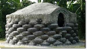 Earthship Huts - Low Hanging Fruit in the Fight Against