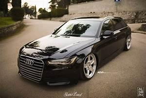 Audi A6 Avant Ambiente : bagged audi a6 avant gets adv5s track function cs concave wheels ~ Melissatoandfro.com Idées de Décoration