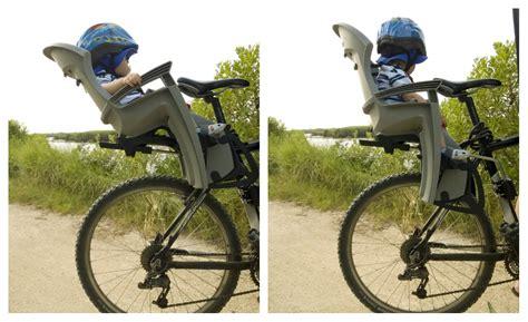 siege velo hamax siesta première balade avec le siège vélo hamax siesta sur le