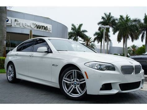 Purchase Used 2012 Bmw 550i M Sport,bmw Certified Pre