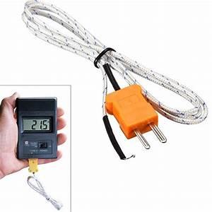 Tester Sonde Temperature : fil thermocouple promotion achetez des fil thermocouple promotionnels sur ~ Medecine-chirurgie-esthetiques.com Avis de Voitures