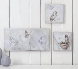 monique lhuillier framed canvas art pottery barn kids