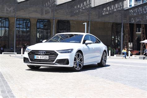 2019 Audi A7 Review And First Drive