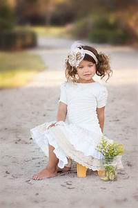 Adorable Beach Flower Girl Dresses u2013 Beach Wedding Tips