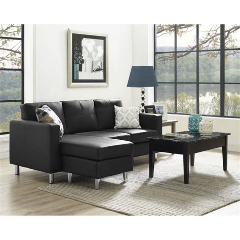Small Spaces Configurable Sectional Sofa Colors by Dorel Small Spaces Configurable Sectional Sofa Colors