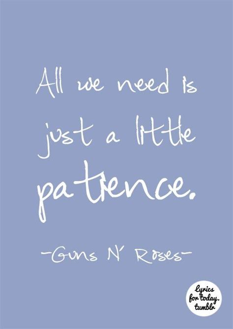 testo patience guns n roses 1000 images about appetite for on