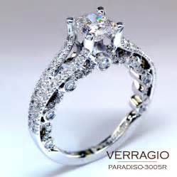 engagement rings at jewelers verragio engagement rings engagement rings by verragio