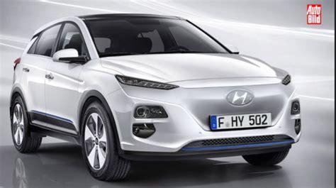 2019 Hyundai Kona Ev  New 20192020 Hyundai