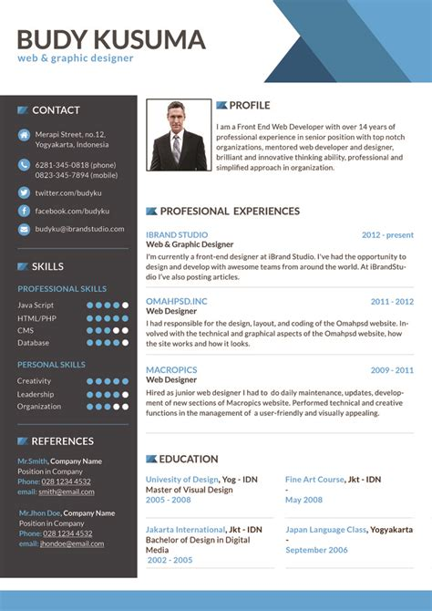 Eye Catching Resume Templates by Design Eye Catching Resume Cv For You Fiverr