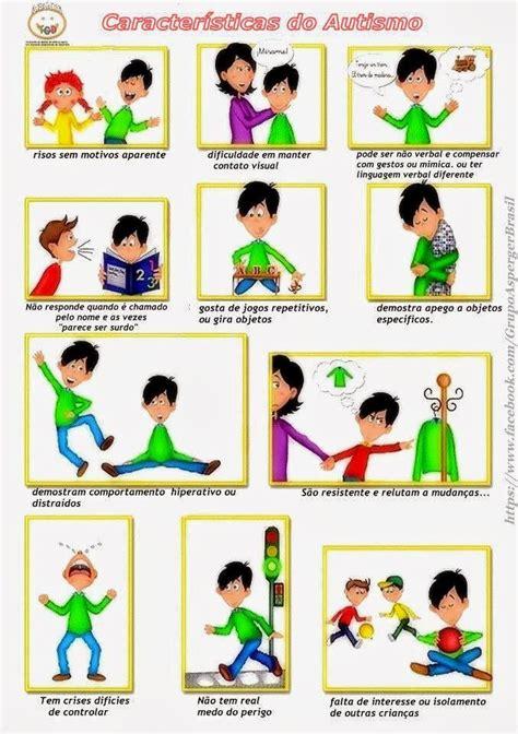 autismo comportamento autismo psicopedagogiando