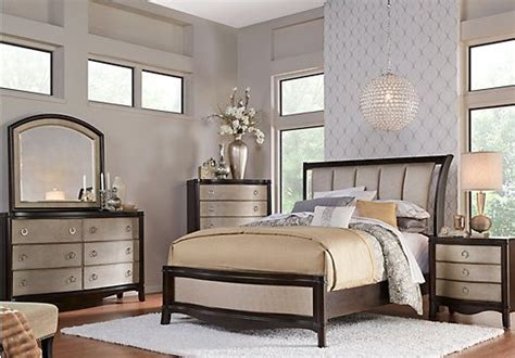 Find Bedroom Furniture by Le 5 Pc King Sleigh Bedroom My Showplace King