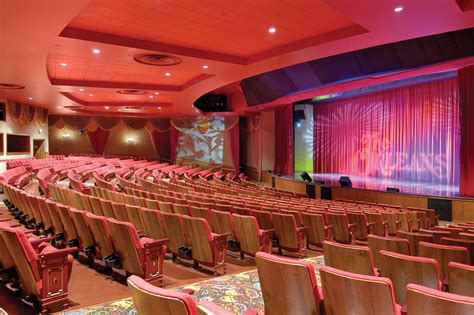 The Orleans Showroom Theater
