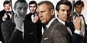 How Every James Bond Actor Compares To The Original 007