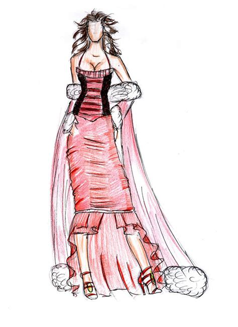 fashion design sketches 50 best fashion design sketches for your inspiration