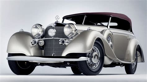 Vintage Cars Classic Cars Mercedes-benz Wallpaper
