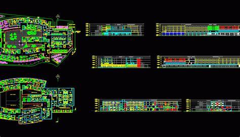 lung hospital dwg block  autocad designs cad