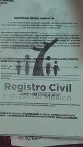 Certificado Medico Prenupcial Ayuda Foro Ceremonia