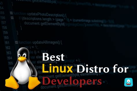 Best Linux Distro For Developers Best Linux Distro For Developers Linux Distributions For