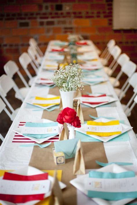 decouvrir la decoration de table anniversaire en  images