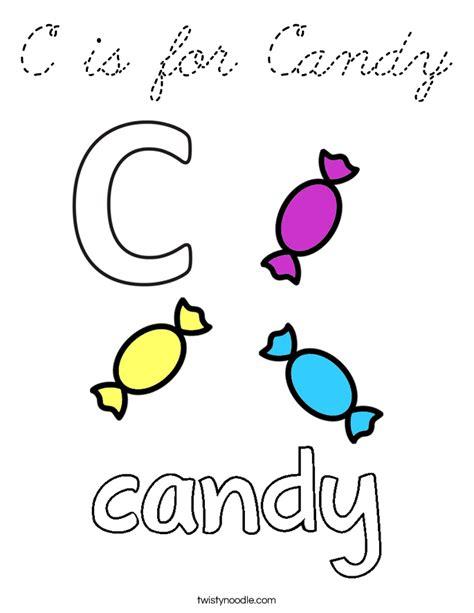 C Is For Cloud Coloring Page Twisty Noodle C Is For Coloring Page Cursive Twisty Noodle