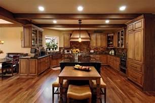 Kitchens Ideas by 20 Luxury Kitchen Designs Decorating Ideas Design