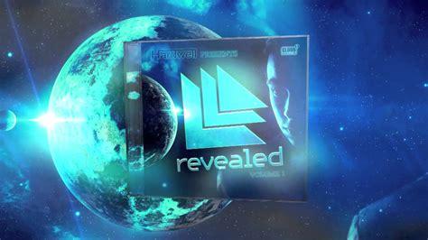 Hardwell Presents Revealed Volume 1 (official Cd Teaser)