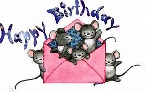 Happy Birthday Maus : gl ckw nsche geburtstag gif geburtstag w nsche zur geburtstag ~ Buech-reservation.com Haus und Dekorationen