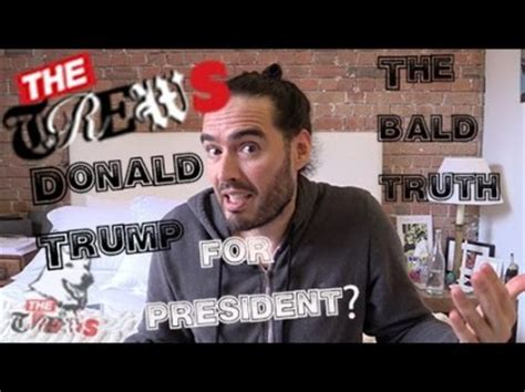 russell brand donald trump russell brand donald trump for president crooks and liars