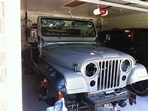 1978 Cj7 Jeep Rebuilt