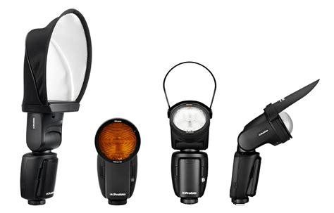 profoto  lampu flash studi terkecil  dunia  canon
