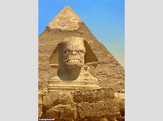 Sphinx Pictures Freaking News