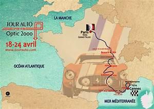 Tour Optic 2000 : tour auto optic2000 le parcours 2016 ~ Medecine-chirurgie-esthetiques.com Avis de Voitures