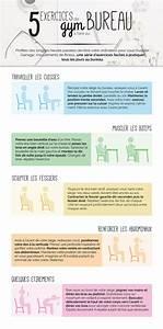 5 Exercices De Gym Faire Au Bureau A Consommer De