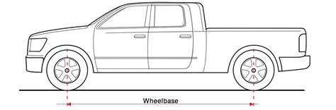 pickup truck cab  bed sizes  important