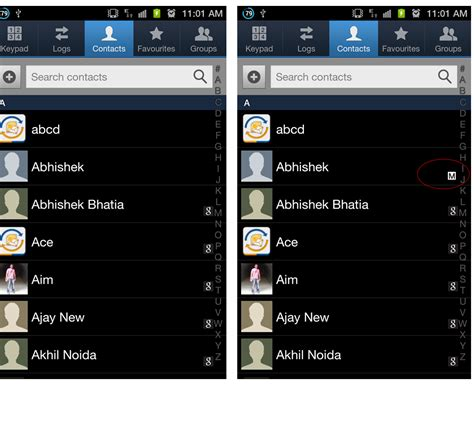 contacts android how can i add the joined contact image in contacts