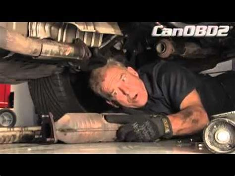 replace  catalytic converter momzoomcom youtube