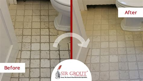 cleaning bathroom floor tile grout peenmedia