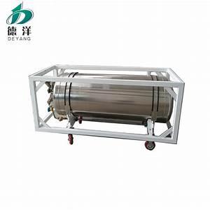 China Dewar Bottle Carbon Dioxide Storage Tank Co2