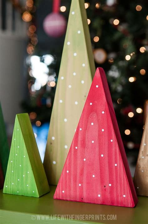 diy christmas wood crafts   adorable celebration